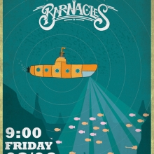 The Barnacles Submarine Poster