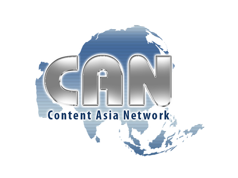 Content Asia Network Logo