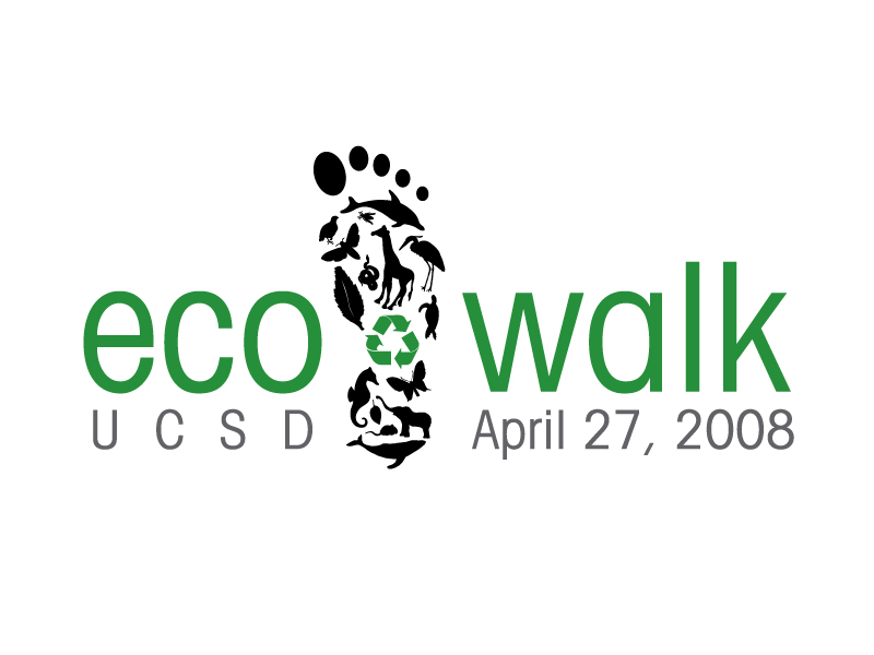 Eco Walk Logo