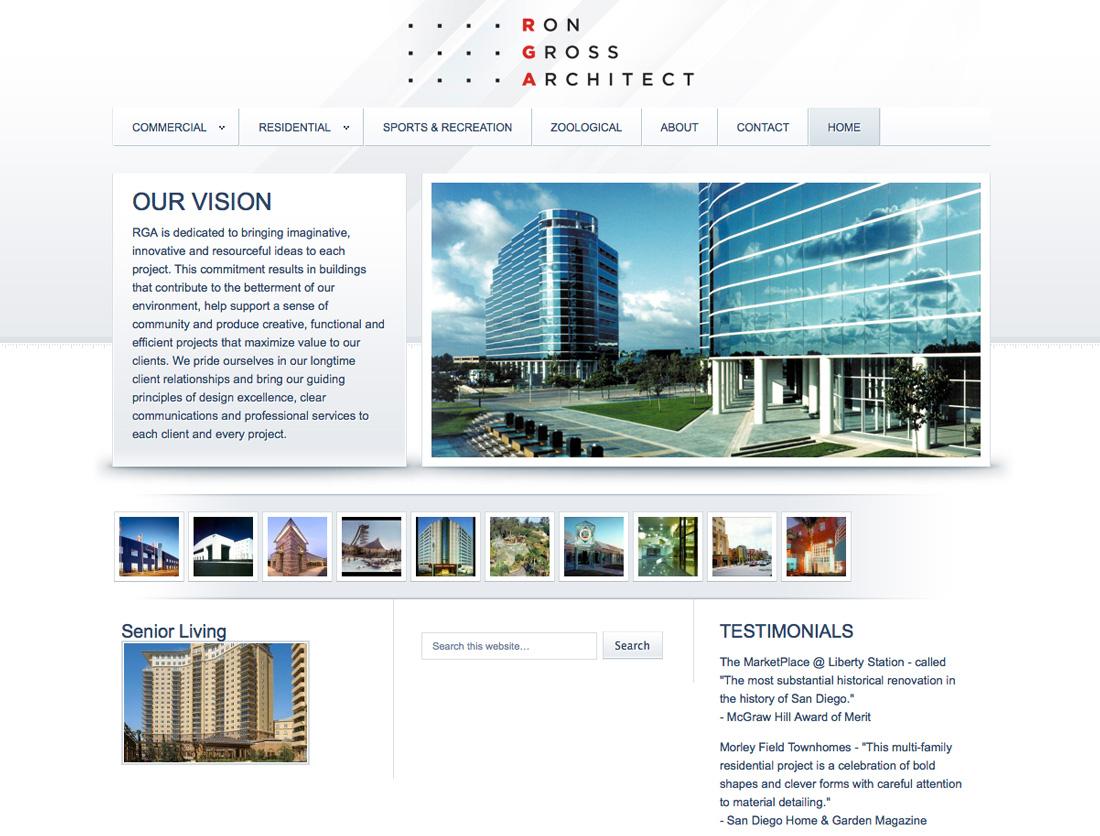 RonGrossArchitectWebsite