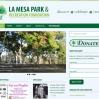 LaMesa-Parks-Website