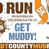 Mud Run 2015 Banner