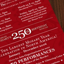 Mainly Mozart Spotlight - 250 Years