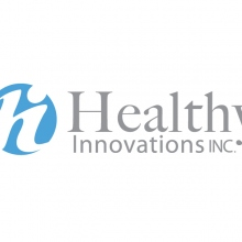 HI - Healthy Innovations logo