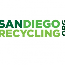 SanDiegorRecycling.org Logo