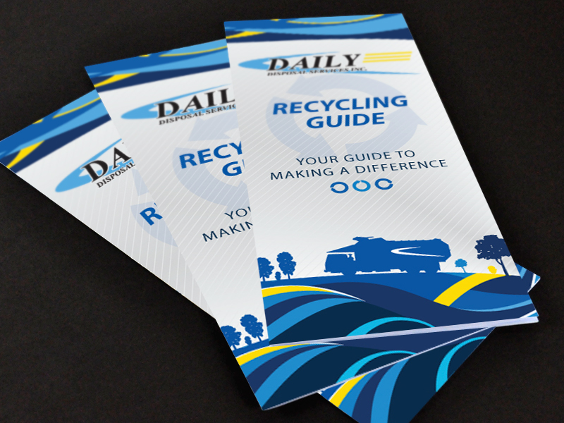 Daily Disposal Recycling Guides