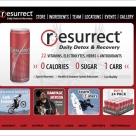 ResurrectWebsite