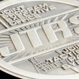 Commemorative Coin Close-up
