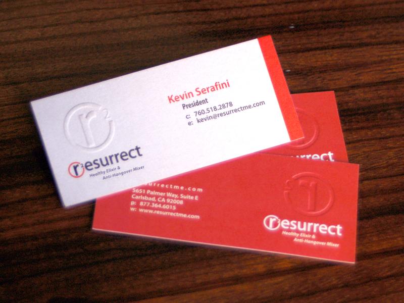 Resurrect Card