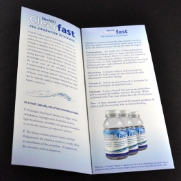 Clearfast Brochure