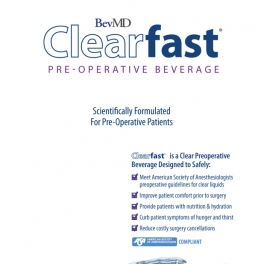 Clearfast Promo