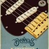 The Barnacles Guitar Poster