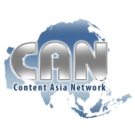CAN - Content Asia Network Logo