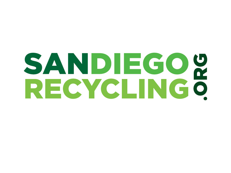 SanDiegorRecycling.org Logo