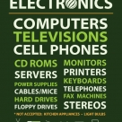 Electronics Poster
