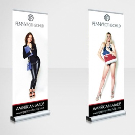 Penny Rothschild Pop-Up Banners