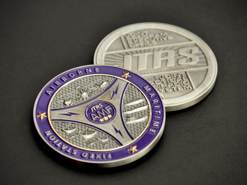 AMF Commemorative Coin