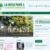 La Mesa Parks & Rec Website