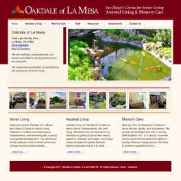 Oakdale Website