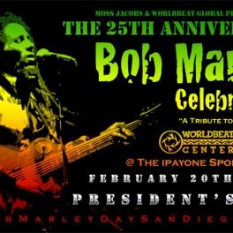 Bob Marley Day Festival Ad