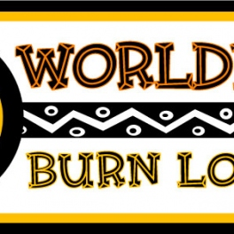 Worldbeat Burn Lounge Logo